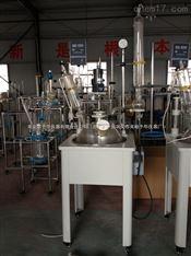 多功能單層玻璃反應釜