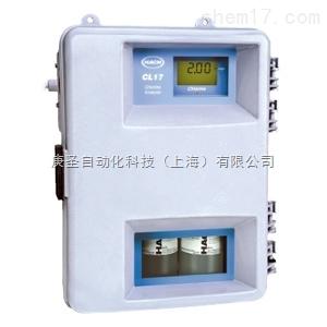 哈希CL17D余(总)氯分析仪-管网版