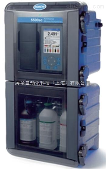 哈希HACH 5500sc氨/一氯胺分析仪
