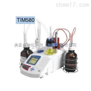 哈希TIM58X系列容量法KF水份测定仪