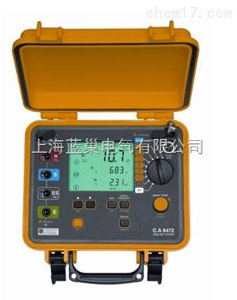 ca6472-多功能接地电阻测量仪-上海蓝巢电气有限公司