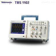 TBS1102泰克TBS1102示波器双通道数字示波器100M数字存储示波器TBS1052B