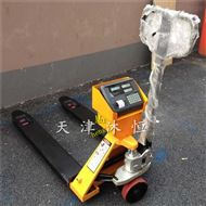YCS-2T西青區2噸標簽打印電子叉車秤