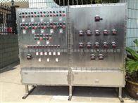 上海PLC系列不锈钢防爆配电柜来图定做