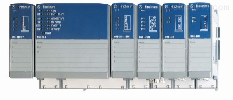 Hirschmann交换机MACH102-24TP-FR型