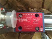 MOOG电液伺服阀新型号G761-3605
