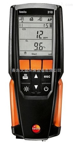 testo310-德图烟气分析仪