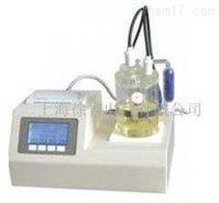 哈尔滨特价供应XJ-4微量水分测定仪