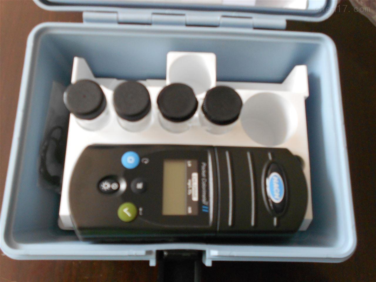 便携式氨氮比色计PCII