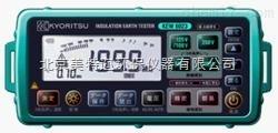 KEW 6022/6023多功能测试仪 绝缘电阻接地电阻电压一体测试仪