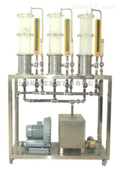 板式塔流体力学演示实验装置|化工原理化工工艺教学装置