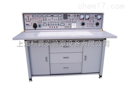 通用电工电子电拖实验与技能实训考核装置(带直流电机)|电工电子技术实训设备