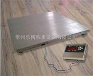 臺州熱銷防腐蝕電子地磅秤 衢州正品不銹鋼地磅電子稱