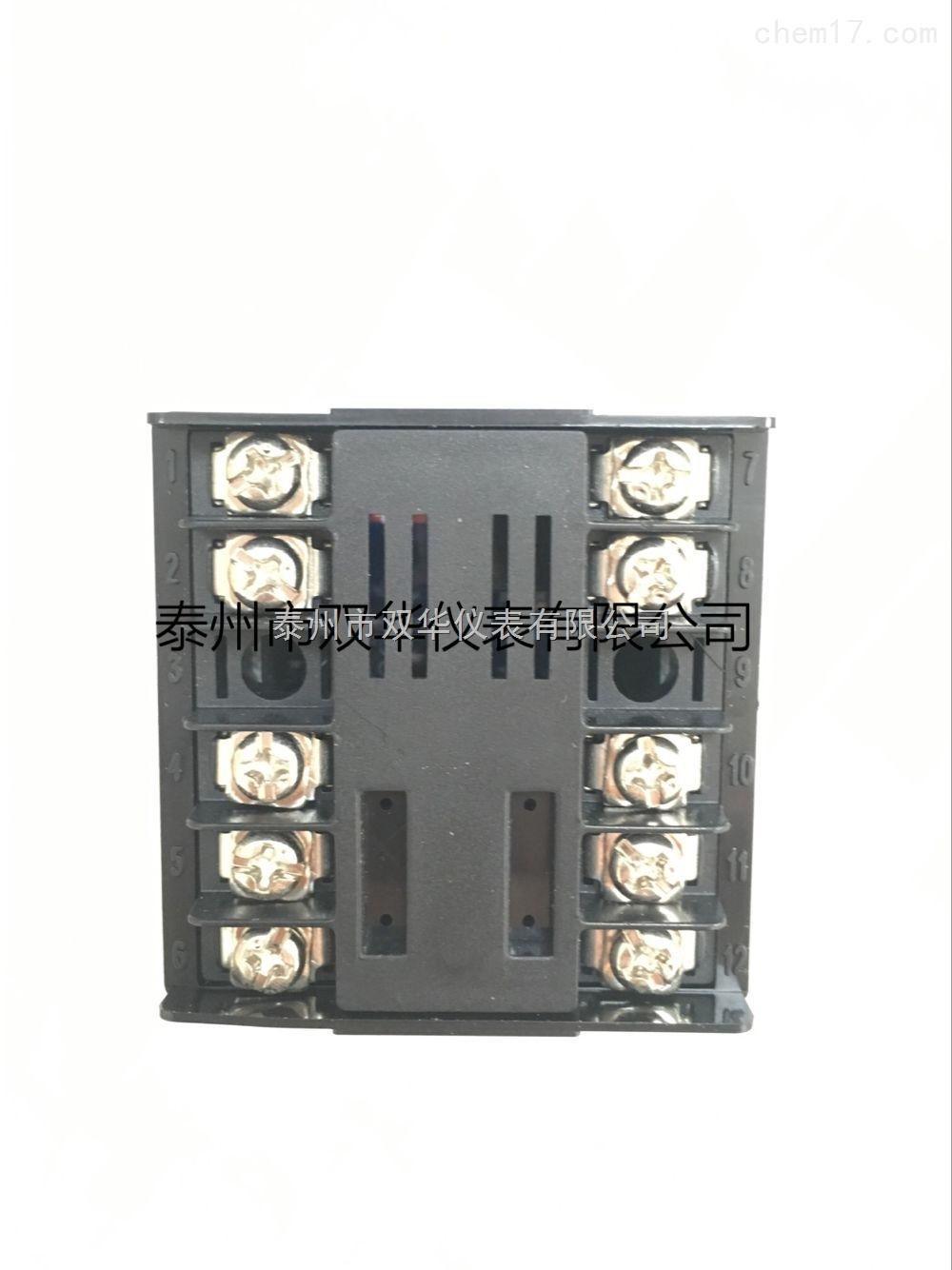 XMTG-7412智能温控仪为双排四位数码管显示,分别显示测量值和设定值;仪表外观紧凑,节省空间;四键操作,参数设置简易,使用操作方便。输入信号多种可选;控制方式有位式控制、PID控制;采用超强抗干扰芯片设计,质量可靠、性价比极高。 仪表选型 XMT -7
