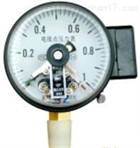 YXC-102电接点压力表 上海自动化仪表四厂