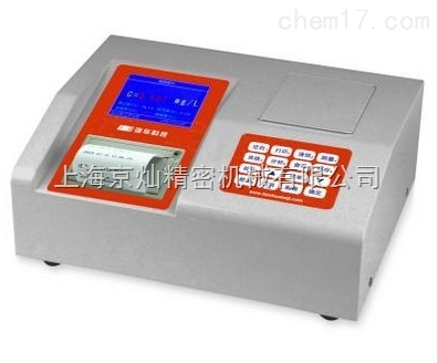 LH-FE3H水质重金属检测仪