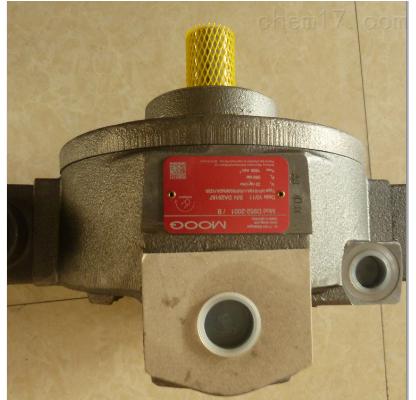 MOOG穆格数字控制径向柱塞泵现货供应