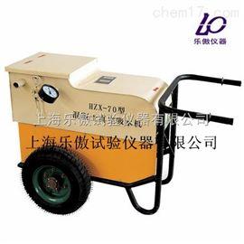 HZX-70型真空吸水机用途
