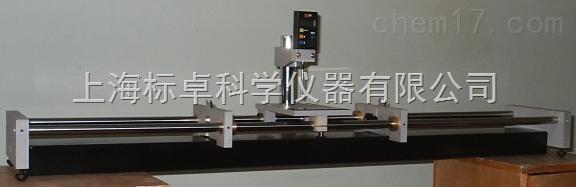玻璃管直线度检查仪