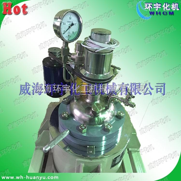 5L高温高压不锈钢反应釜