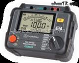 供应日本共立绝缘电阻测试仪KEW3125A/3025A