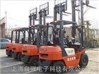 江苏杭州燃油堆高机加装电子称重仪器,叉车秤报价