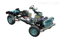 整车解剖模型(吉普车)|汽车整车实训考核装置
