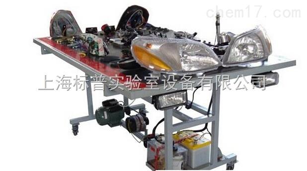 bpqcdq002-丰田威驰(5a)全车电器实训台|汽车全车