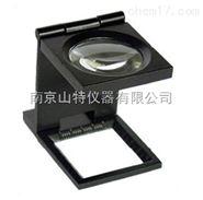 10倍三折式放大鏡WYSZJ-10X,10倍放大鏡,讀數顯微鏡