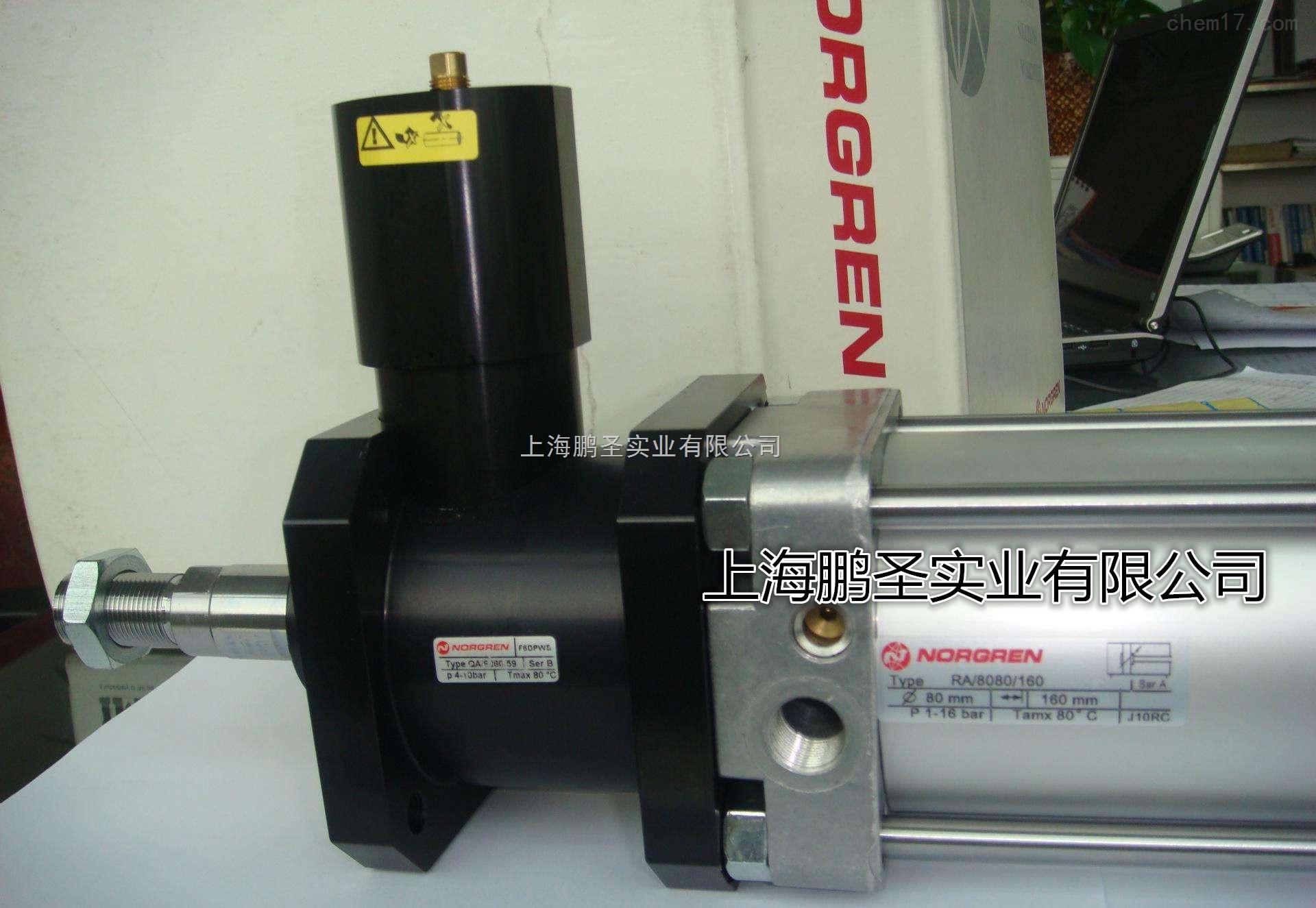 一级代理NORGREN气缸RA/8080/160报价