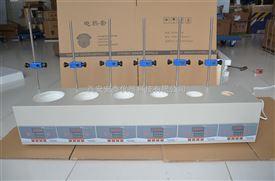ZNCL-DL型数显多联磁力(电热套)搅拌器