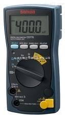 日本三和CD770数字万用表厂家直销