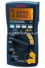 日本三和PC773数字万用表*