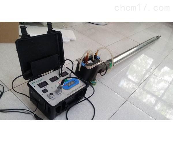 越来越多环境检测公司选用动力伟业硫酸雾盐酸雾一体式多功能采样管