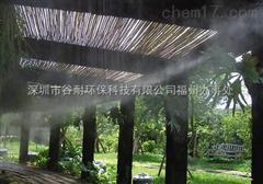 惠州户外餐饮店喷雾降温设备
