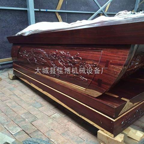 河北龙凤寿材雕刻机