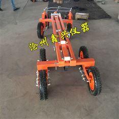 路面平整度测定仪 八轮平整度仪 LXBP-6型公路连续式八轮平整度仪
