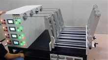 工业机器人柔性运动拖链电缆扭转试验机