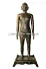 仿清光绪针灸铜人(58黄铜材质)