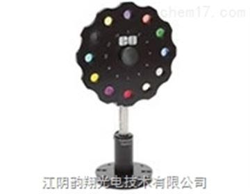 濾光片組旋轉調整輪
