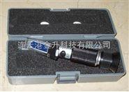 河北高浓度盐分折射仪FG212用在汽车电瓶液