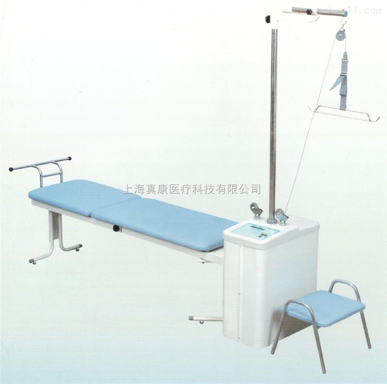 脊柱牵引康复床 (理疗设备)