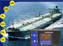 红外传感技术英国GMI 船用多气体巡测仪