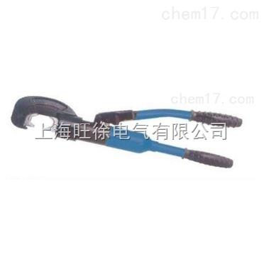 武汉特价供应WY-240C型电缆液压钳