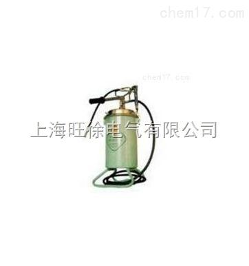 西安特价供应SMSZ-2手动高压注油器