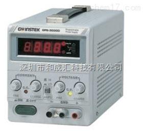GPS-3030DD中国台湾固纬GPS-3030DD直流稳压电源