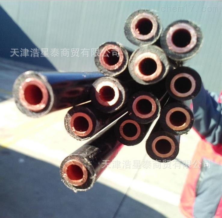 潍坊T2紫铜管 6mm 8mm包塑紫铜管 PVC护套紫铜管