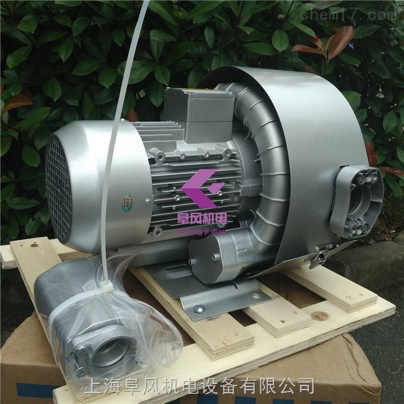 双段高压气泵