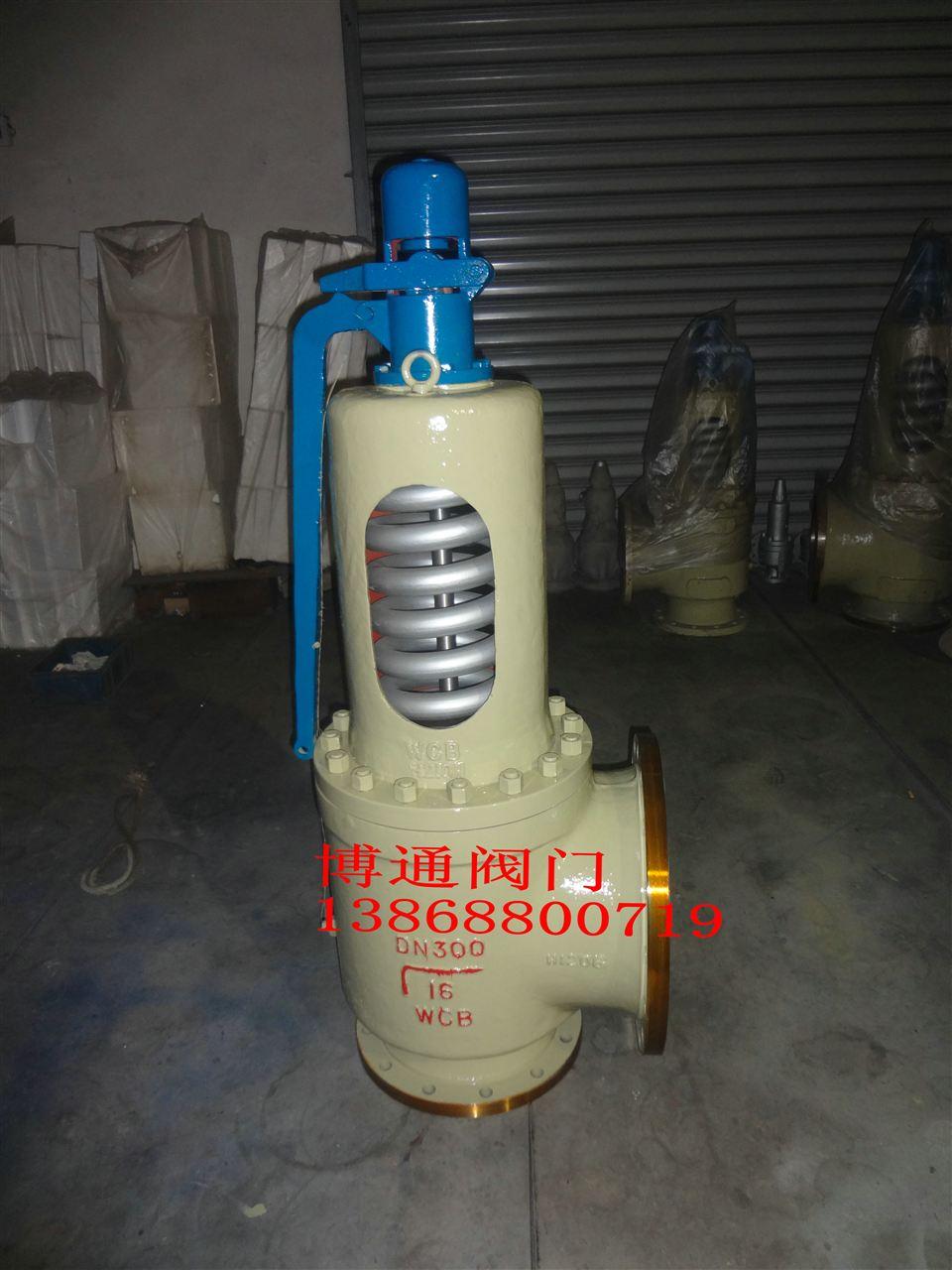 锅炉安全阀的安装介绍图片