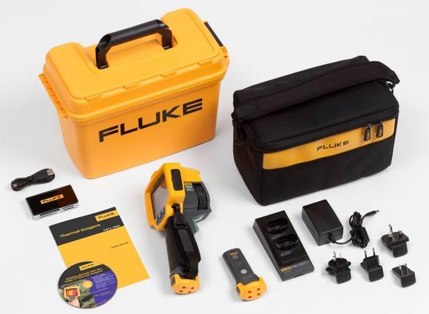 美国FLUKE 福禄克 TiR32 红外热像仪 建筑红外热像仪 工程建设及建筑节能 FLUKE 建筑型 红外热像仪TIR32 典型应用:渗漏、空鼓、外墙保温层、门窗气密性等检测